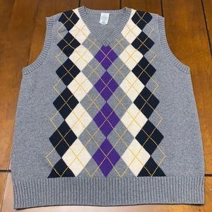 Old Navy argil sweater vest size large